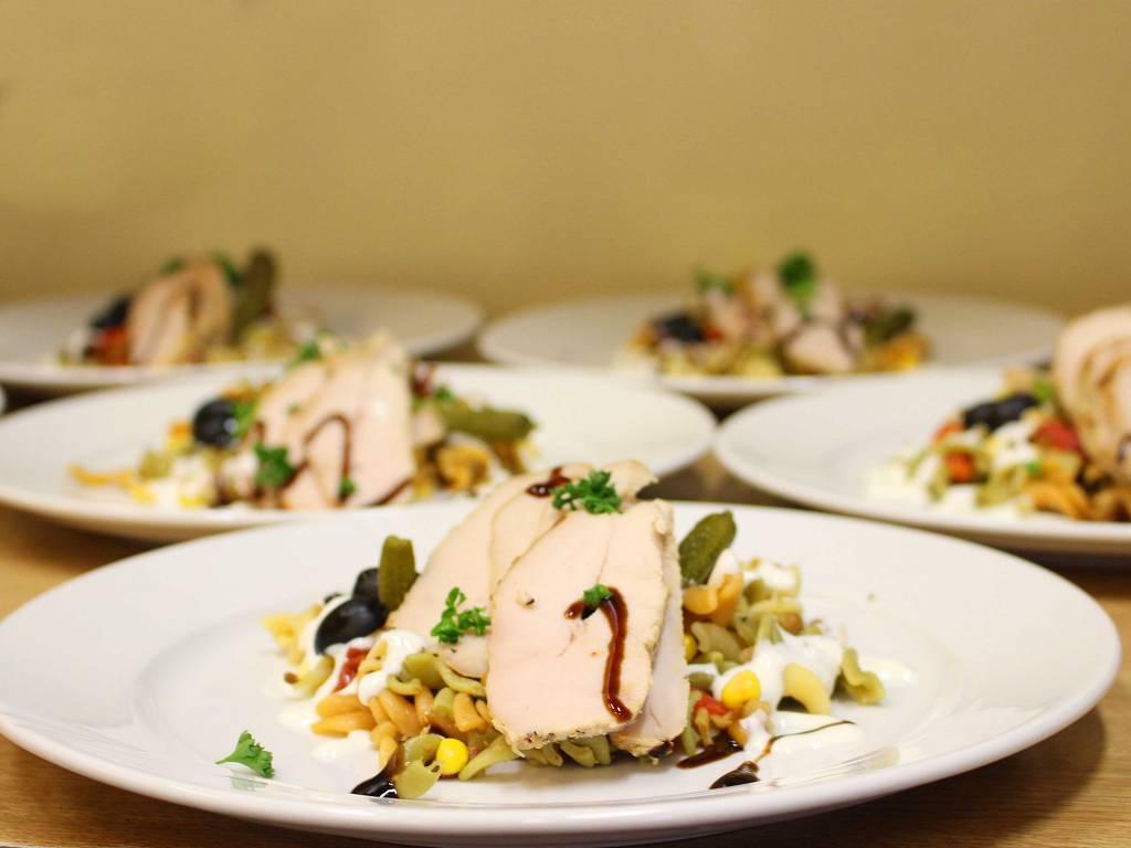 Matlinja serverer mange kulinariske fristelser gjennom skoleåret.